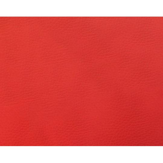 Eko skóra STANDARD w kolorze czerwonym