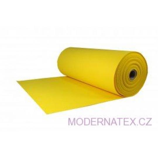 Filc techniczny 4 mm kolor Żółty