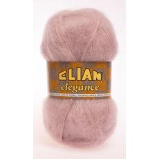 Włóczka Elian Elegance 318 kolor fioletowy