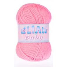 Włóczka Elian Baby 12382 kolor różowy