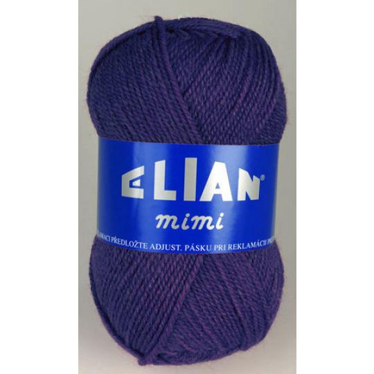 Włóczka Elian Mimi 3966 kolor niebieski