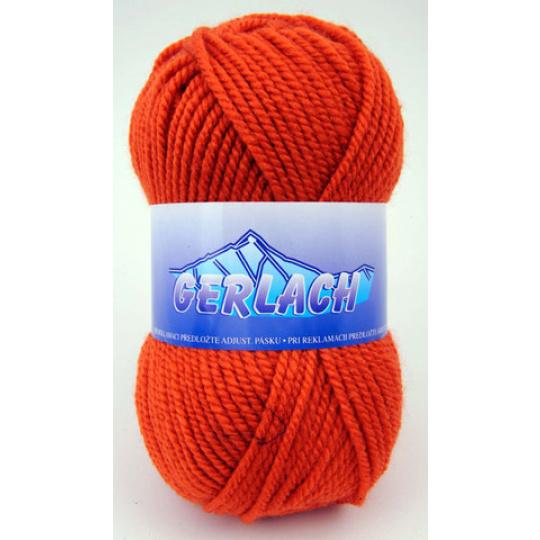 Włóczka Elian Gerlach 2820 kolor pomarańczowy