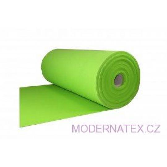 Filc techniczny 4 mm kolor Zielony