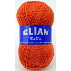 Włóczka Elian Mimi 3176 kolor pomarańczowy