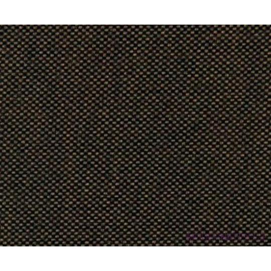 Tkanina Wodoodporna Imitacja Lnu w kolorze brązowym