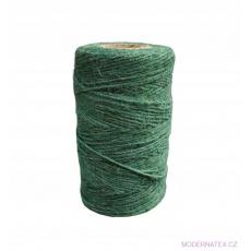 Sznurek Szpagat Jutowy - 100g (31m) kolor Zielony