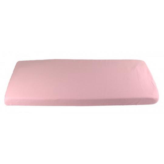 Prostěradlo flanel 60x120 cm růžová  varianta růžová