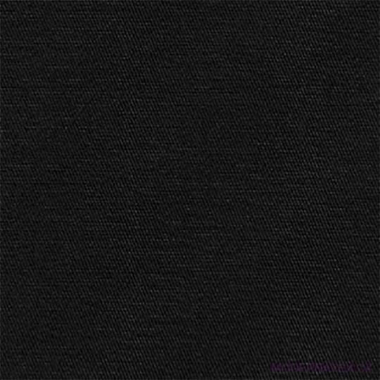 Diagonal bawełniany Czarny 245x26