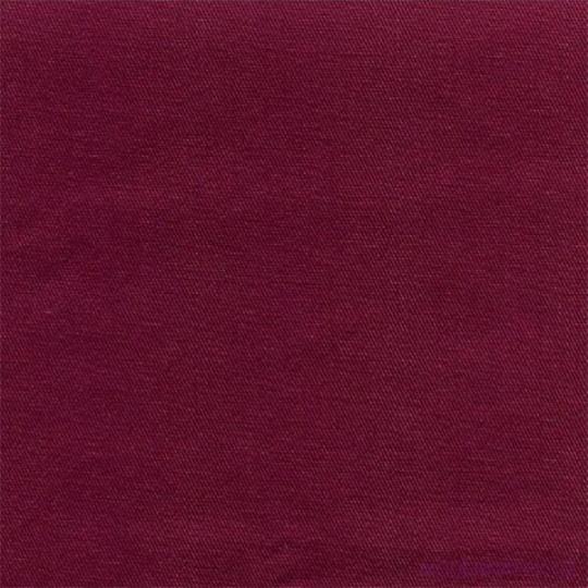 Diagonal bawełniany Ciemno czerwony 245x34