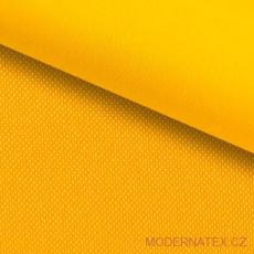 Tkanina wodoodporna KODURA w kolorze żółtym