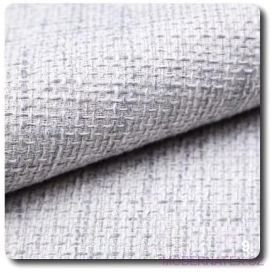 Tkanina obiciowa NEVADA w kolorze jasnoszarym