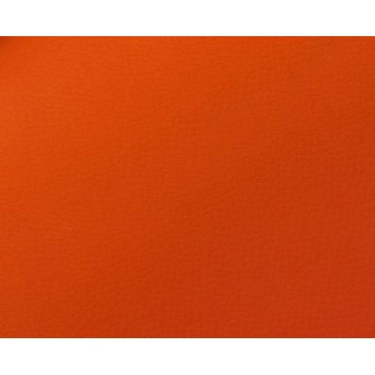 Eko skóra STANDARD w kolorze pomarańczowym