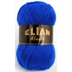 Włoczka Elian Klasik 133 kolor niebieski