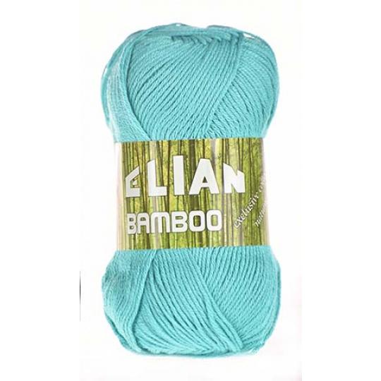 Włóczka Elian Bamboo 873 kolor zielony