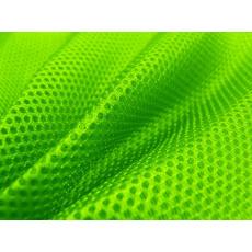 Siatka dystansowa (Tkanina 3D) kolor Zielony Neo - D1001