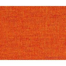 Tkanina Wodoodporna Imitacja Lnu w kolorze imbirowym