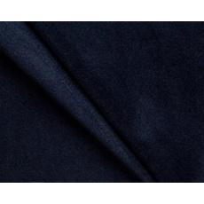 Tkanina obiciowa welurowa VELLUTO - Deep blue 37