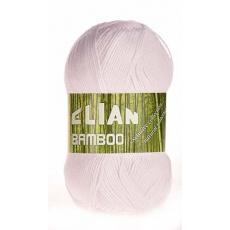 Włóczka Elian Bamboo 208 kolor biały