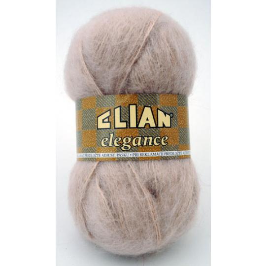Włóczka Elian Elegance 5224 kolor brązowy