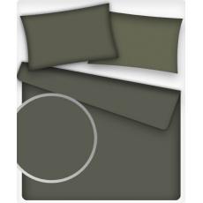 Tkanina Bawełniana Jednokolorowa w kolorze bagna