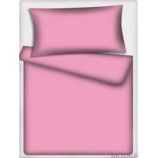 Tkanina Bawełniana Jednokolorowa Różowa