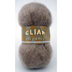 Włóczka Elian Elegance 1827 kolor brązowy