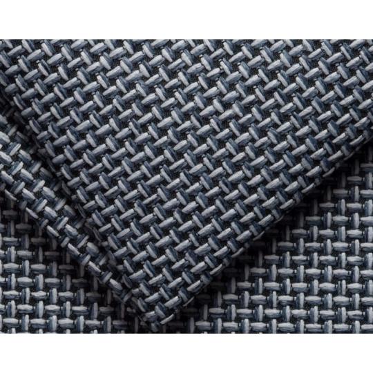 Tkanina obiciowa OTTO kolor Srebrno-niebieski wzór 9