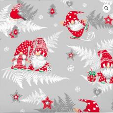 Vánoční bavlněné látky vzor 1133-2