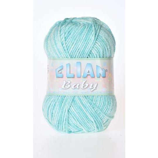 Włóczka Elian Baby 704 kolor zielony