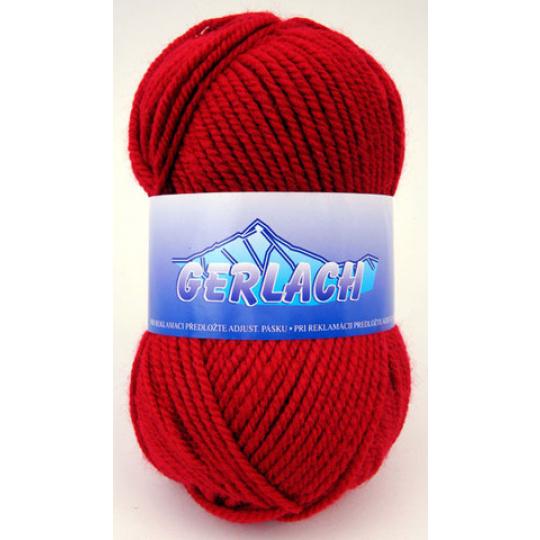 Włóczka Elian Gerlach 3641 kolor czerwony