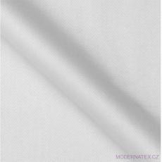 Diagonal bawełniany Biały 160x100