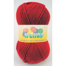 Włóczka Elian Wendy 5098 kolor czerwony
