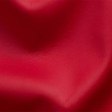 Eko skóra SOFT w kolorze czerwonym