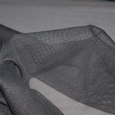 Elastyczna siatka poliestrowa Grafitowy, oczka 2x2 mm - DZ-008-235