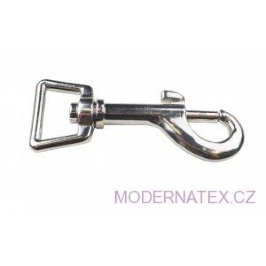 Karabińczyk metalowy 20 mm