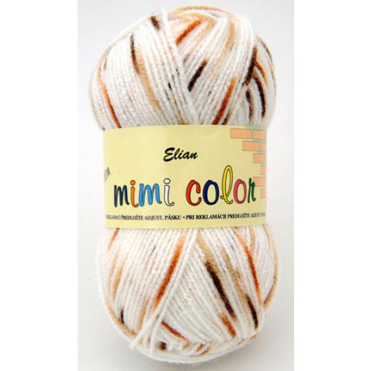 Włóczka Elian Mimi Color 287