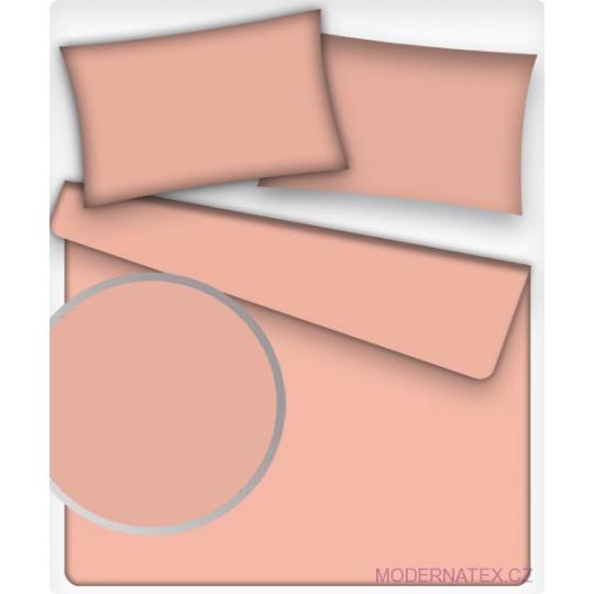Tkanina Bawełniana Jednokolorowa j.Różowy