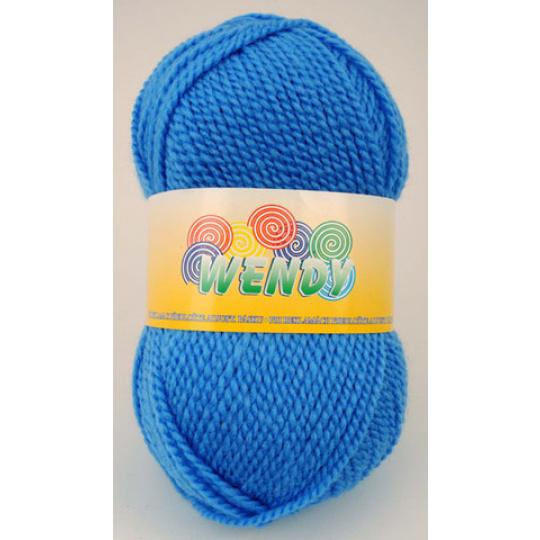 Włóczka Elian Wendy 1256 kolor niebieski
