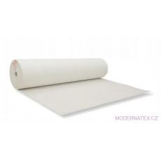 Flizelina bez kleju w kolorze białym, 40 g/m2