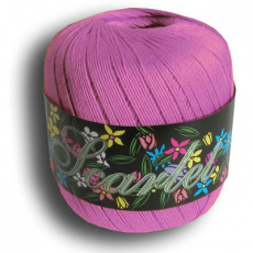 Włoczka Elian Scarlet 1234 kolor fioletowy