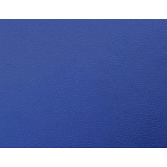 Eko skóra STANDARD w kolorze niebieskim