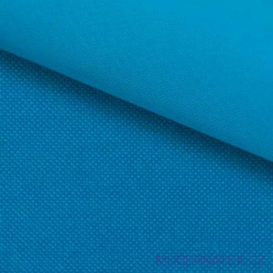 Tkanina wodoodporna KODURA w kolorze błękitnym