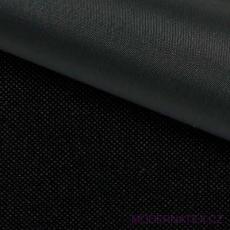 Tkanina wodoodporna KODURA w kolorze czarnym